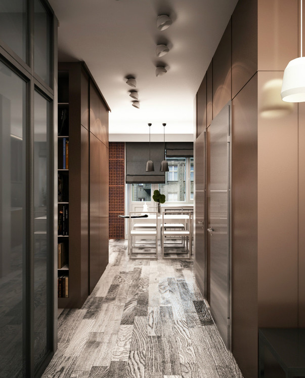 Дизайн квартиры 65 кв м