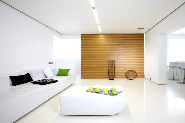 Дизайн интерьера в стиле минимализм фото