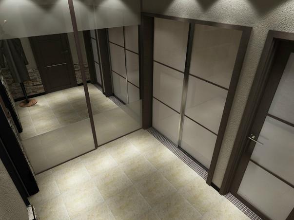 Капитальный ремонт трехкомнатной квартиры, Сургут