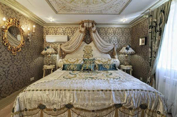 Дизайн проекты в стиле барокко