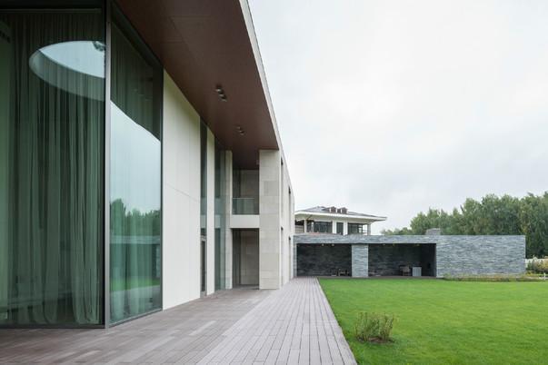 Проект деревянного дома со вторым светом - 130