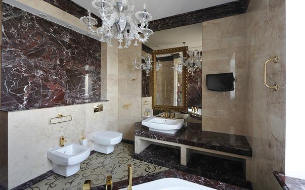 Искусственный мрамор ванных комнат Смеситель Nice Funny N-6000-7B С ВНУТРЕННЕЙ ЧАСТЬЮ, для ванны с душем
