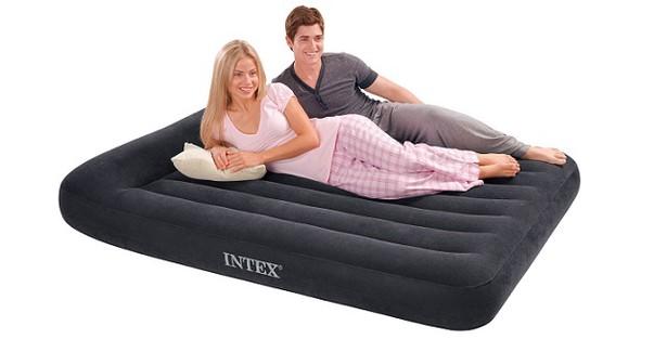 Где можно купить надувной матрас полуторо спальный купить матрас 180х86