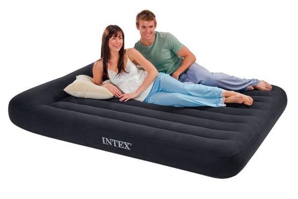 Заказать двуспальный надувной матрас 67223 матрас