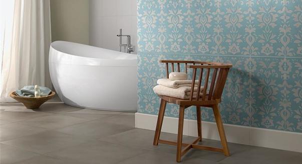 ванной: недорогая плитка для ванной