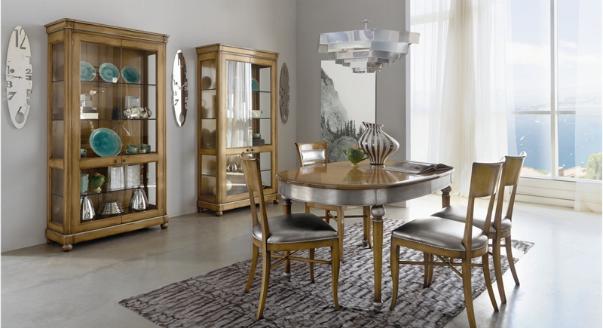 Мебель для столовой буфет сервант или посудный шкаф