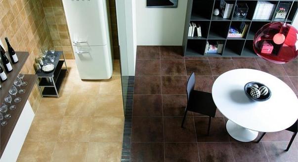 Напольное покрытие для кухни: какой пол на кухне лучше?
