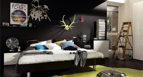Сочетание цветов в интерьере спальни по фен-шуй: фотографии отделки спальни