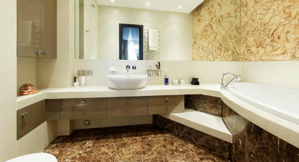 Дизайн ванны столешница столешница а-050.str