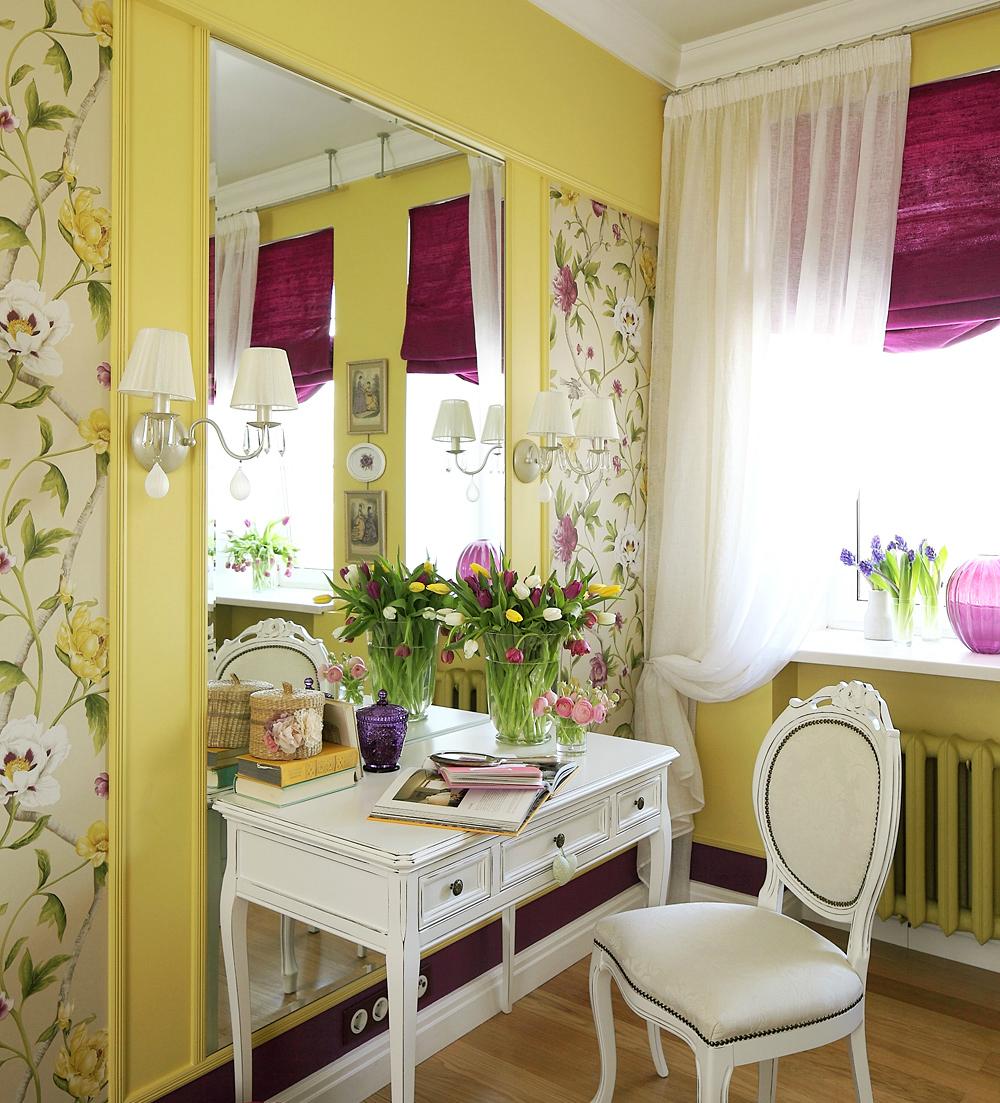 Перепланировка квартиры 33 кв. м в Москве. Фото: http://www.4living.ru/items/article/moskva-33m/