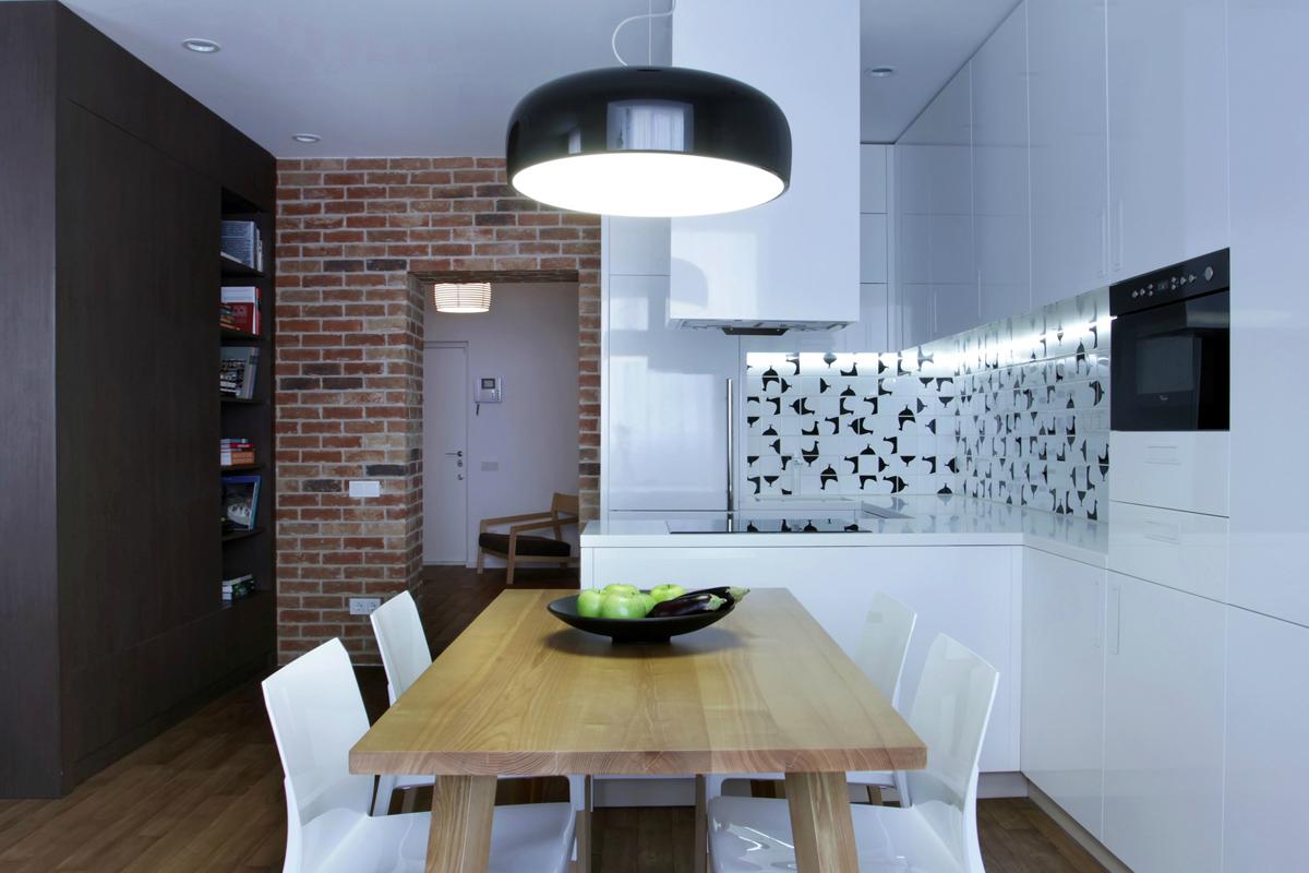 Дизайн квартиры в новостройке от сергея охматенко