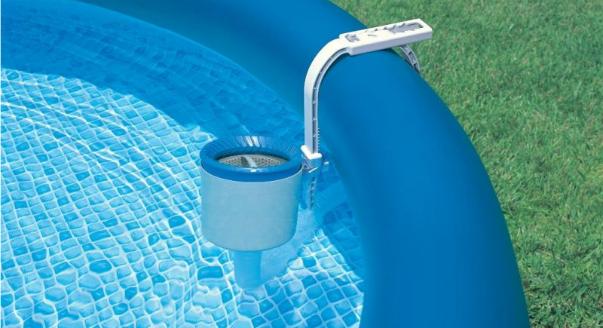 Фильтры и насосы для бассейнов Intex