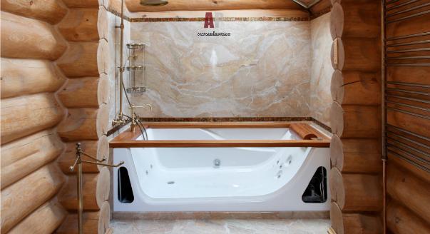 Ванная комната в частном доме: особенности прокладки 27