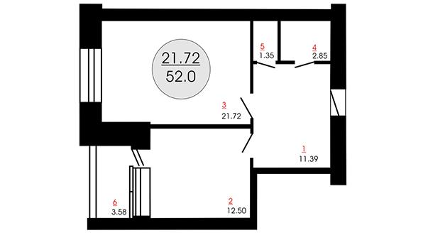 Хрущевки: описание, типовые планировки с фото - o-builderru
