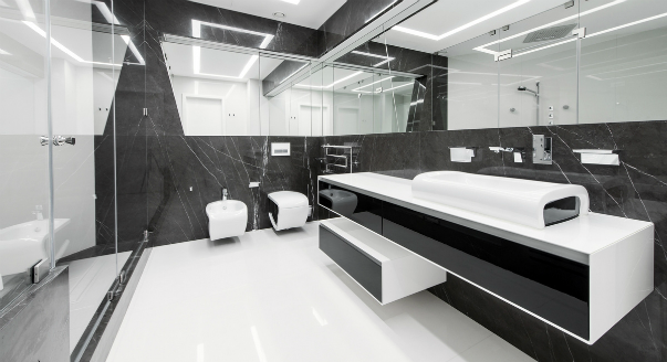 мебель для ванной комнаты традиционные материалы мебели для ванной