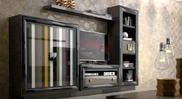 модульная мебель для гостиной преимущества и недостатки