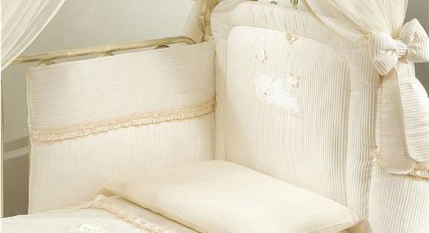 Бортики безопасности на кровать