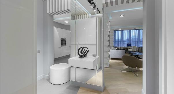 Дизайн коридора и прихожей.