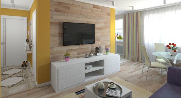 Квартирная гостиная фото дизайн