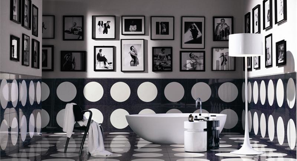 черно-белые фото для интерьера