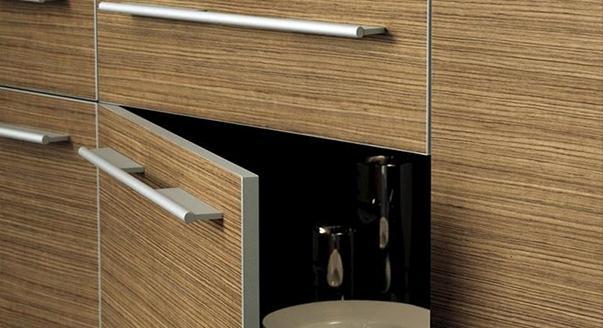 Кухонные ручки: украшение интерьера и функциональность 18