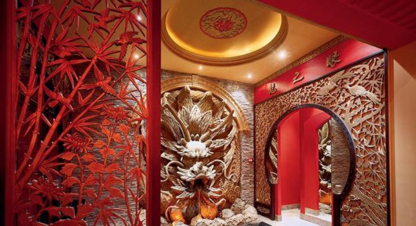 Китайский стиль в интерьере 1 из 1