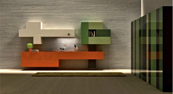 Модель 36e8 kitchen от фабрики lago дизайн lago