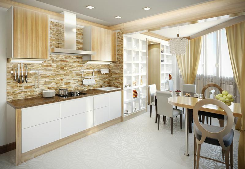 Перепланировка трехкомнатной квартиры в доме серии ПД-4