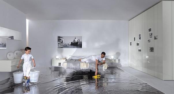 затопил соседей что делать
