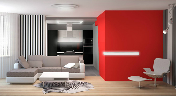 Перепланировка трехкомнатной квартиры: идеи и варианты