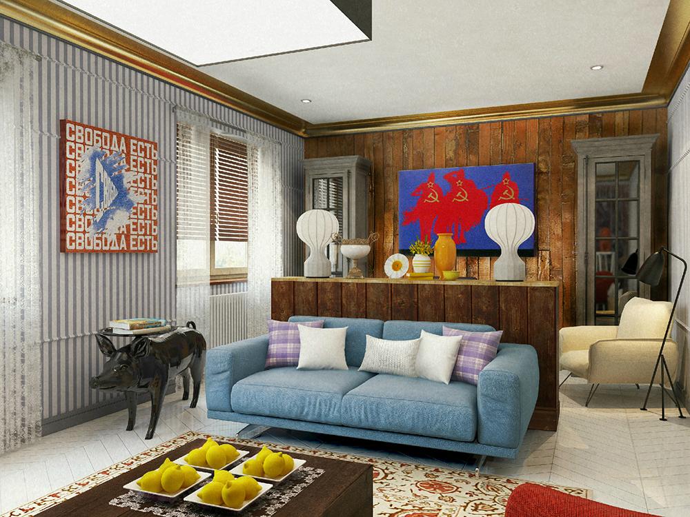 Продажа 3-комнатной квартиры 63,1 м по адресу