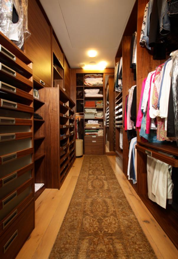 Гардеробной комната - гардеробные комнаты - lumi.