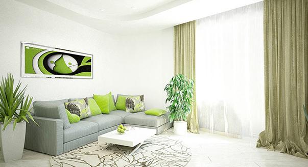 Дизайнерский ремонт квартир под ключ, цены в Москве