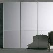Гардеробная Centopercento scorevolle от фабрики Tisettanta, дизайн Tisettanta Design Lab.