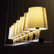 Светильник Fonda Europa от фабрики Santa & Cole, дизайн Ordeig Gabriel.