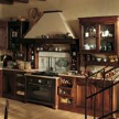 Кухня Doralice фабрики Marchi Cucine.