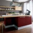 Кухня Extra Fashion от фабрики Veneta cucine.