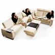 Диван Space sofa от фабрики Stressless.