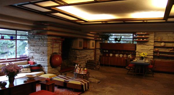 Гостиная без окон дизайн фото