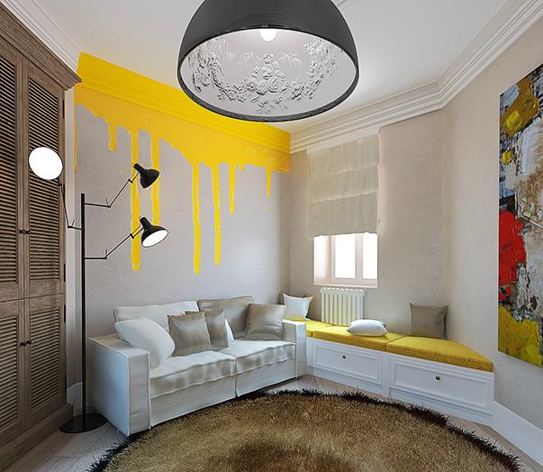 Дизайн двухкомнатной квартиры 70 кв м Фото квартиры в