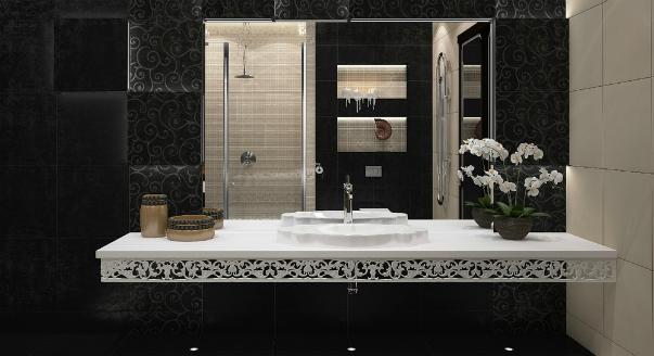 Самые красивые дизайны ванных комнат