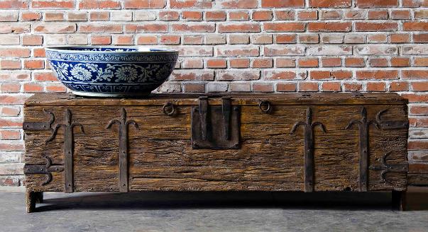 Сундук в декоре и дизайне интерьера