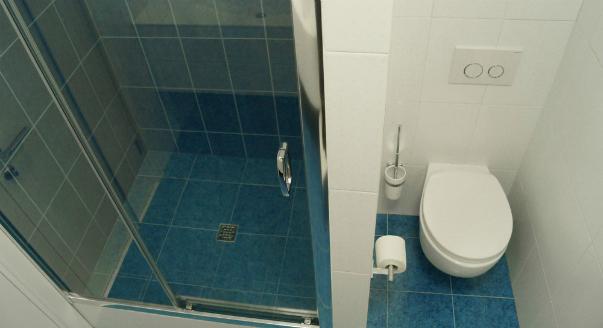Маленькие ванные комнаты дизайн фото с душевой кабиной