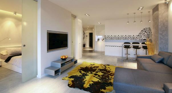 Цветовые гаммы и дизайн в квартиреграфии