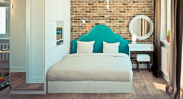 хрущевки спальни дизайн фото