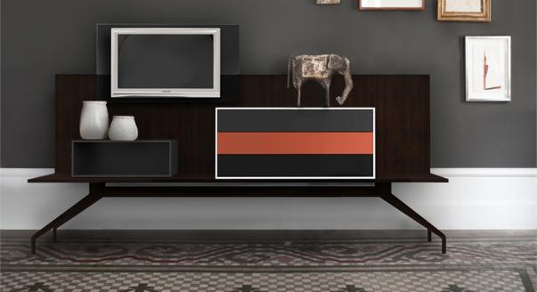 Znalezione obrazy dla zapytania Дизайнерские тумбы под телевизор