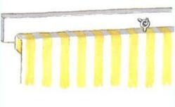Австрийская штора своими руками фото 645