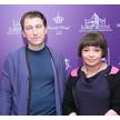 На фото: архитекторы Москвин Олег, Сошина Марина.