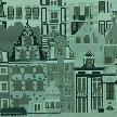 На фото: проект «Город и Природа», обои Piterra / Sandberg.