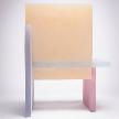 На фото: стул из коллекции Haze от дизайнеров студии Wonmin Park.